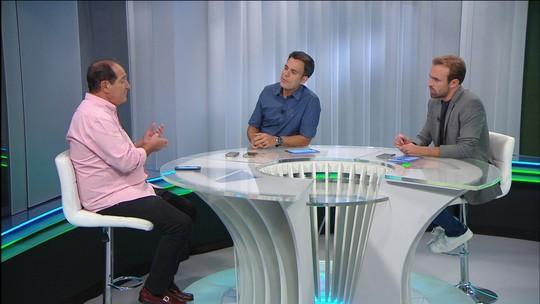 """Muricy defende Neymar: """"Não acho mimado. Cara profissional para caramba"""""""