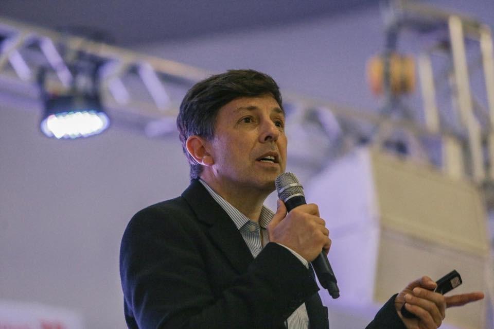 João Amoêdo, candidato à Presidência da República pelo NOVO (Foto: Divulgação)