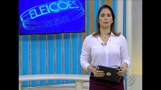 Confira a agenda dos candidatos ao Governo do Pará nesta terça-feira, 18