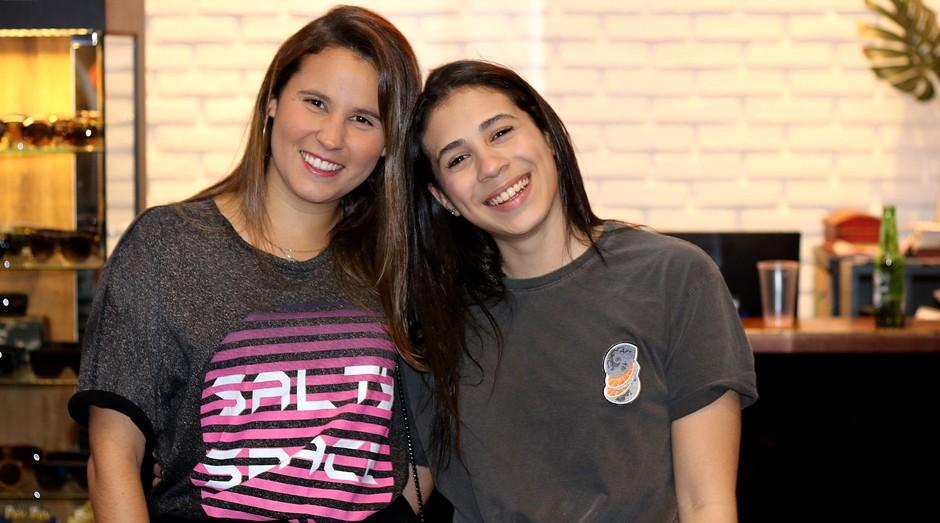 Juliana Silveira e Jessica Nepomuceno (Foto: Reprodução/Agência Sebrae de Notícias)