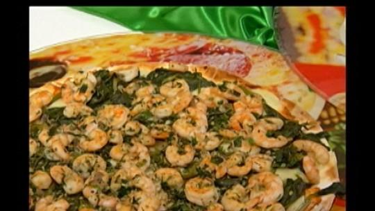 Confira receitas de pizzas que combinam com Copa
