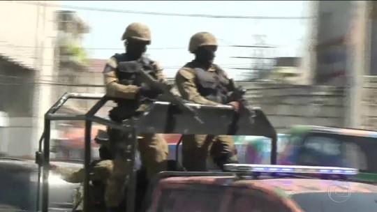 Haiti vive onda de protestos violentos