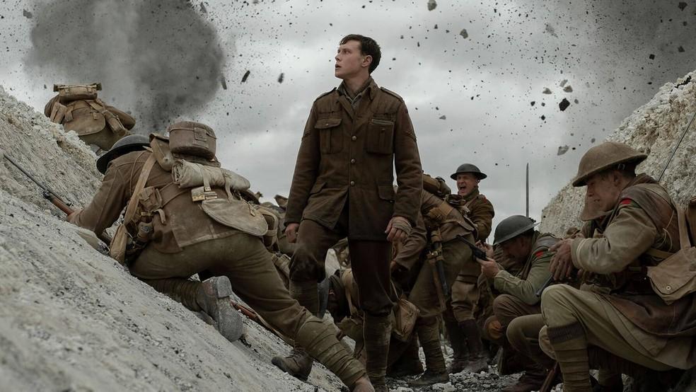 Cena de '1917' — Foto: Divulgação
