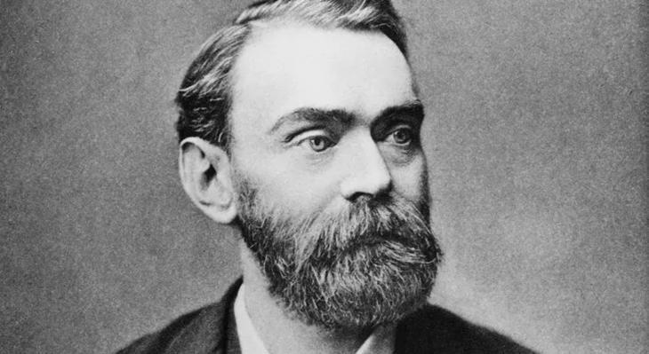 Retrato de Alfred Nobel (Foto: Reprodução)
