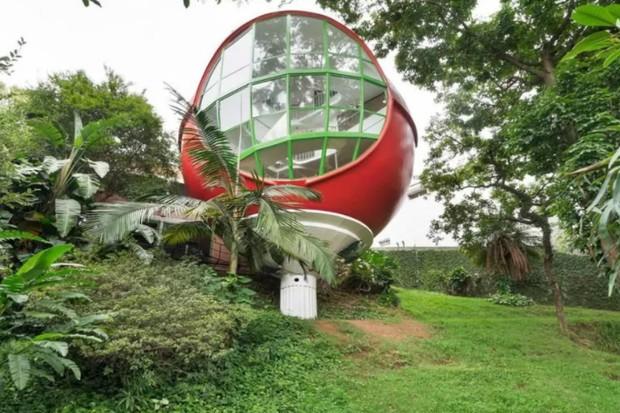 Casa Bola de Eduardo Longo pode ser alugada em São Paulo
