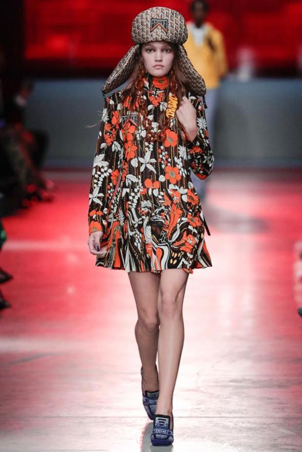 Vestido Prada (Foto: Reprodução)