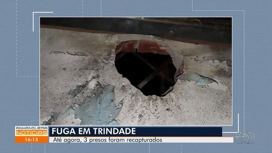 VÍDEOS: Anhanguera Notícias de segunda-feira, 16 de julho