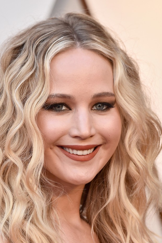 HOLLYWOOD, CA - MARCH 04:  Jennifer Lawrence attends the 90th Annual Academy Awards at Hollywood & Highland Center on March 4, 2018 in Hollywood, California.  (Photo by Frazer Harrison/Getty Images) (Foto: Getty Images)