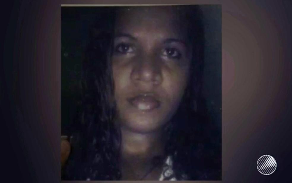 Mulher de Danilo também está entre vítimas de acidente (Foto: Reprodução/ TV Bahia)