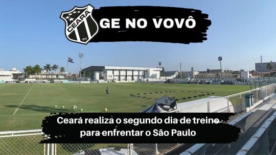 """Tiago Alves: """"Não tivemos cobrança nenhuma de diretoria especificamente pós-jogo"""""""