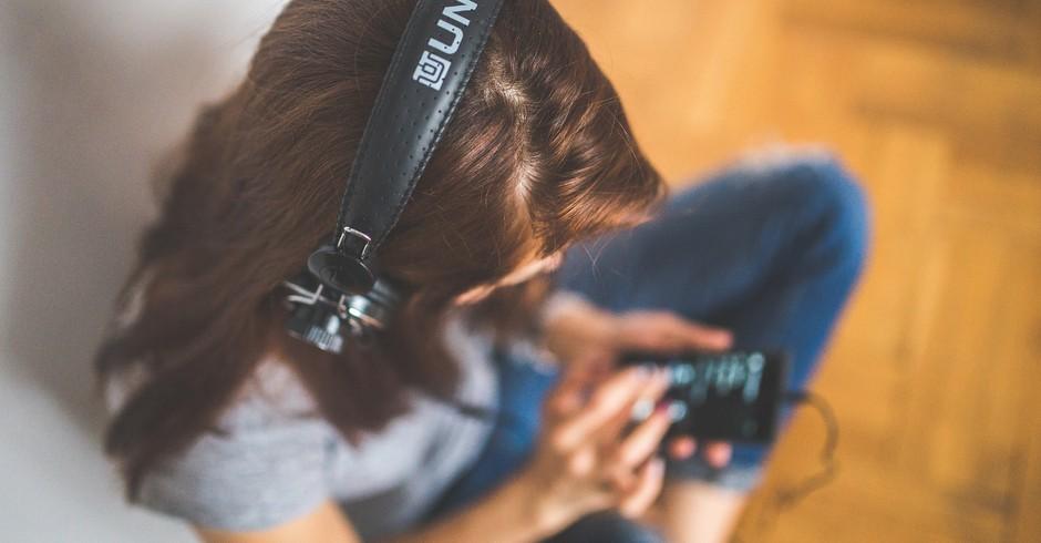 som;áudio (Foto: Pexels)