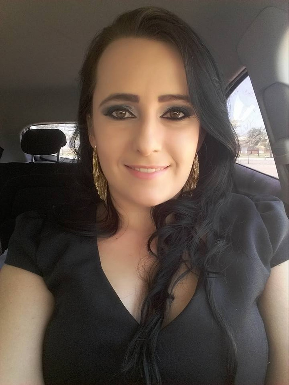 A vítima foi identificada como Joslene Benetti, de 32 anos (Foto: Reprodução/Facebook)