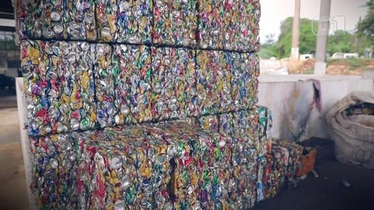Para onde vai o lixo de Fernando de Noronha? Equipe do G1 foi descobrir
