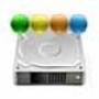 Disk Space Gadget
