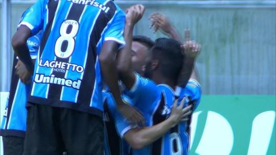 Grêmio se consolida como formador de meio-campistas; veja próximos nomes