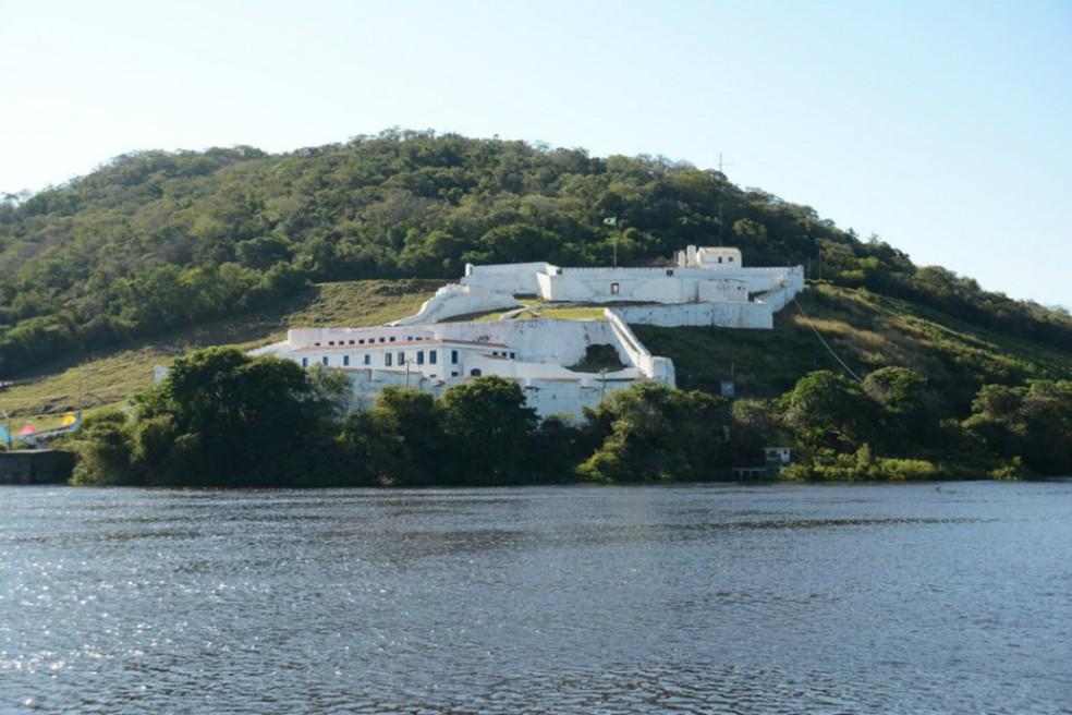 -  Centenário forte de Mato Grosso do Sul pode ser tombado como patrimônio da humanidade  Foto: Renê Márcio Carneiro/Prefeitura de Corumbá