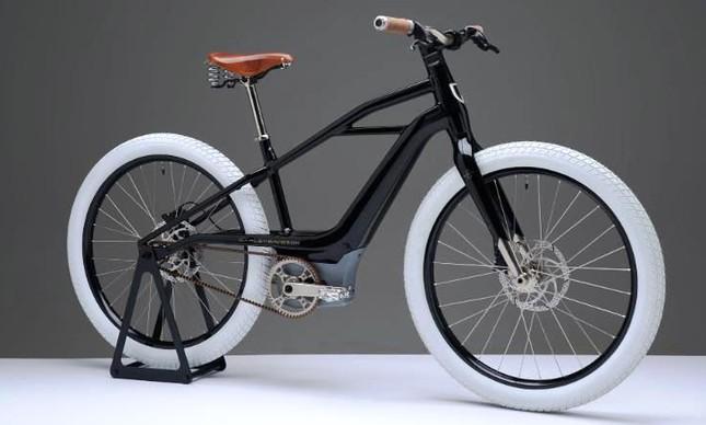 Bicicleta Harley-Davidson Serial 1