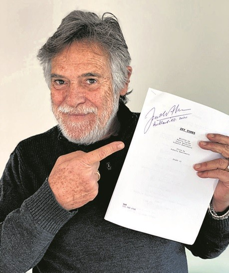 José de Abreu (Foto: Arquivo pessoal)