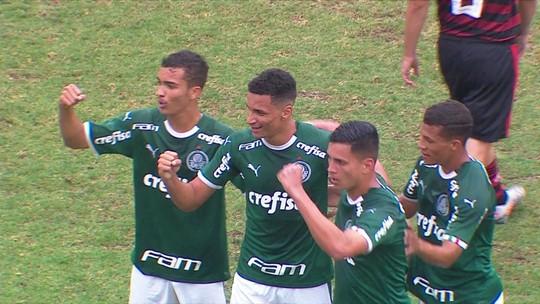 Capitão no Mundial Sub-17, Henri projeta final da Supercopa entre Palmeiras e Flamengo
