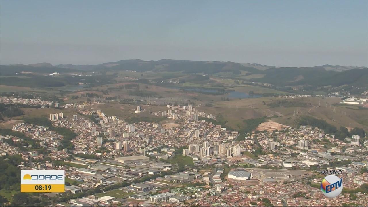 Quarta-feira tem previsão de sol e alta nas temperaturas no Sul de Minas