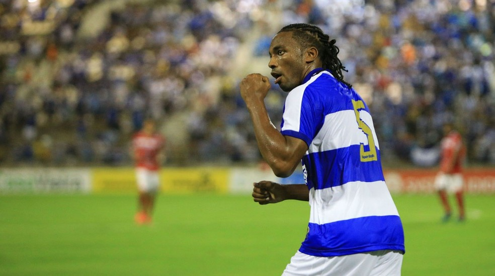 Jean Cléber está de volta ao CSA — Foto: Ailton Cruz/Gazeta de Alagoas