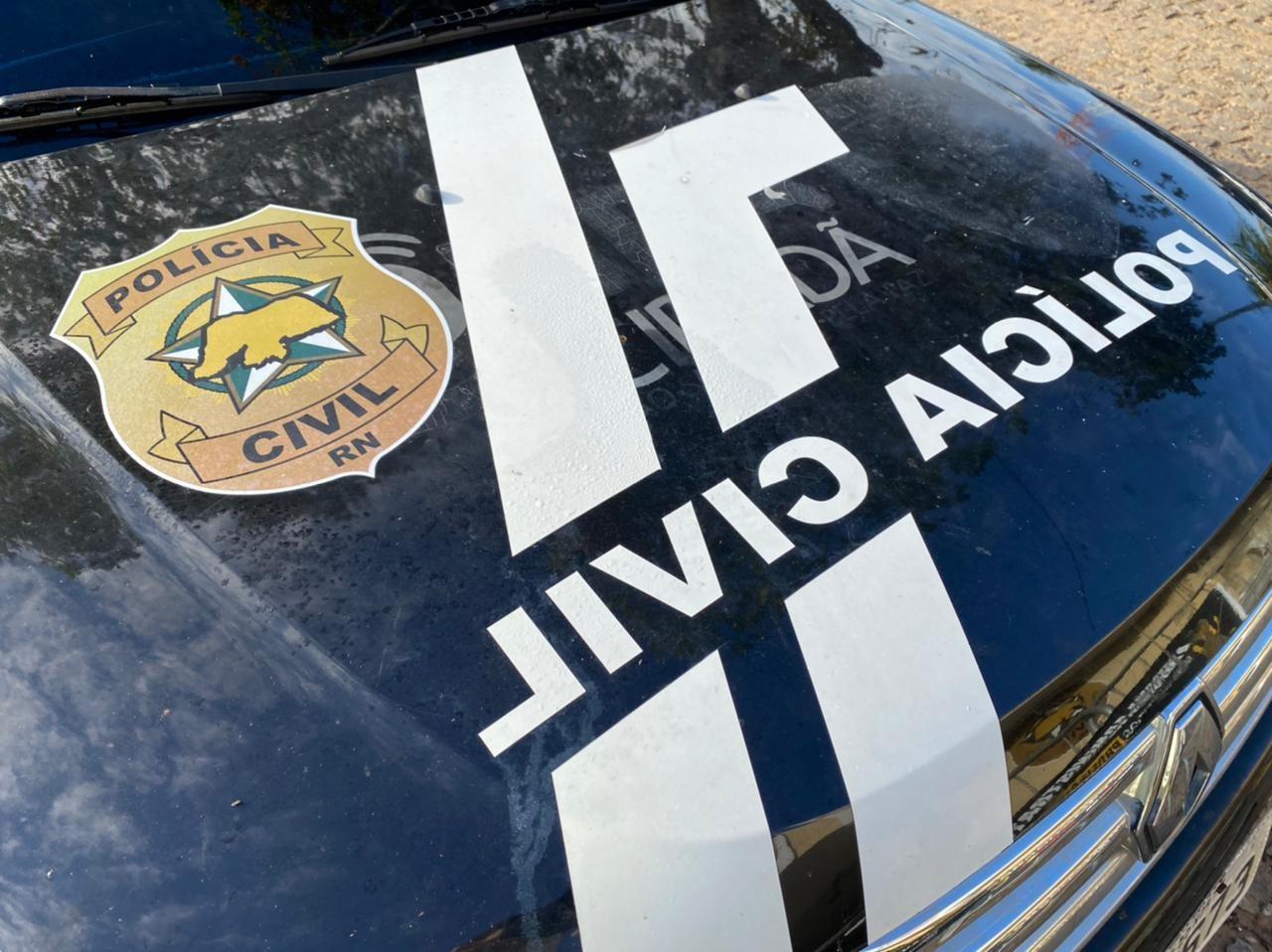 Suspeito de integrar organização criminosa especializada em roubo de veículos é preso em Natal