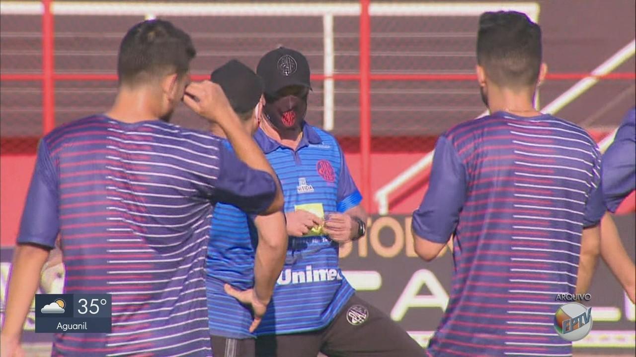 Pouso Alegre faz últimos preparativos para reestreia no Módulo II do Mineiro