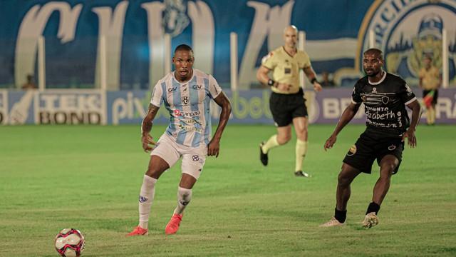 Paysandu x Botafogo-PB