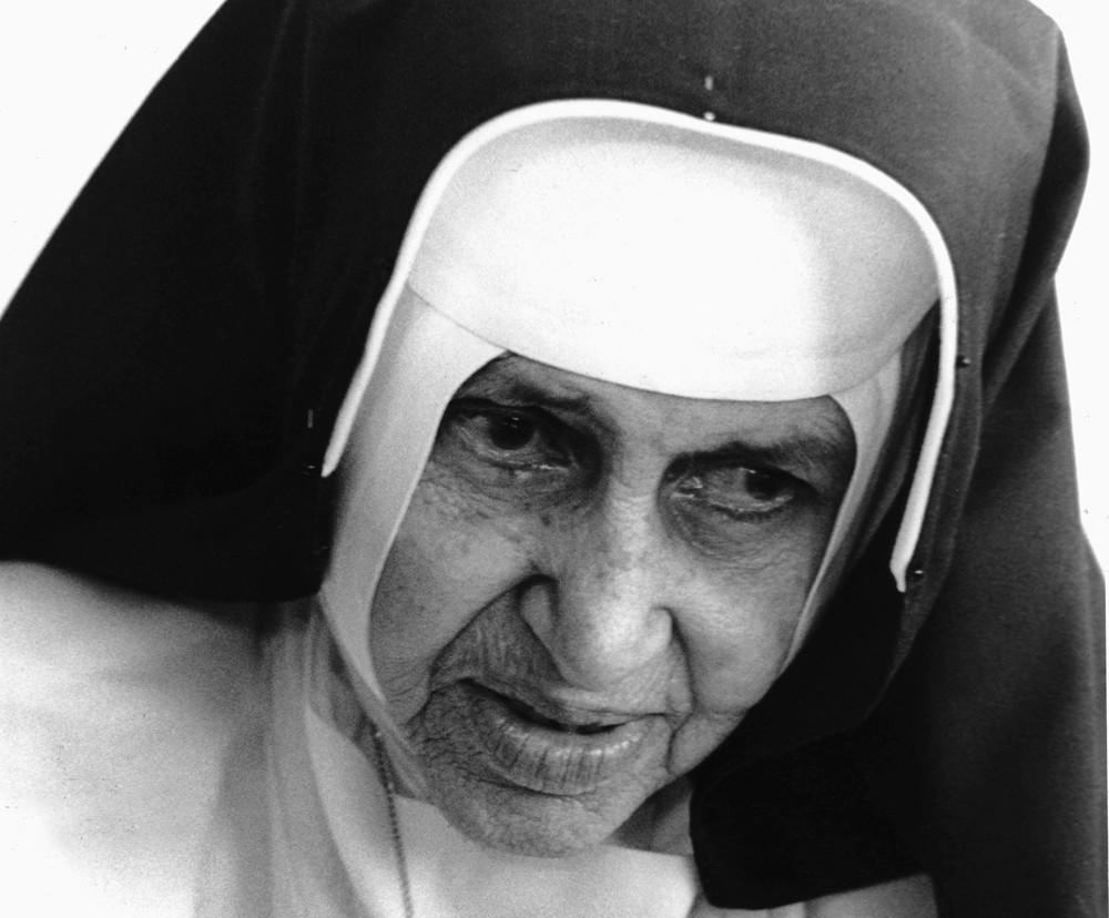 Irmã Dulce: Saiba quais são os dois milagres que levarão freira baiana a ser canonizada - Notícias - Plantão Diário