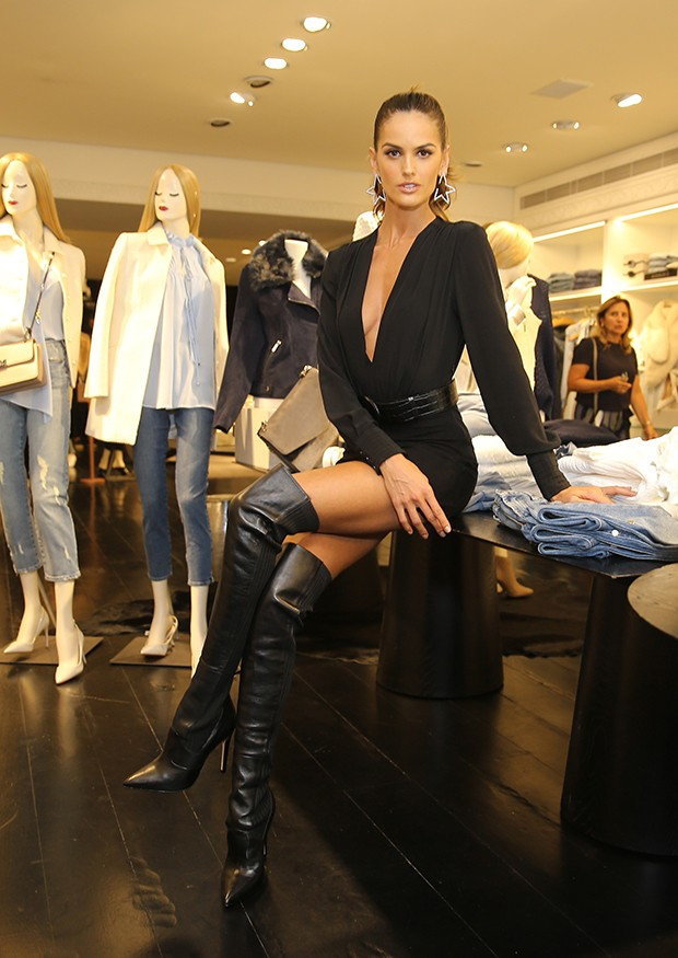 Izabel Goulart (Photo: Leo Franco/AgNews)