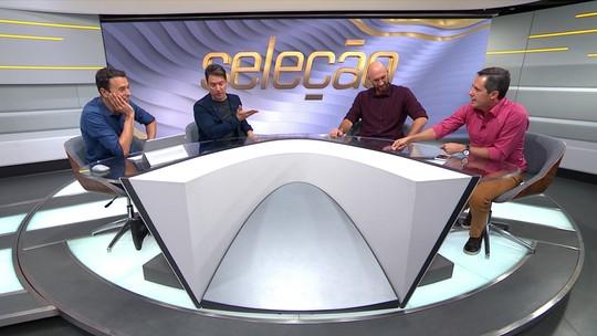 Seleção SporTV faz comparação entre Mano Menezes e Renato Gaúcho