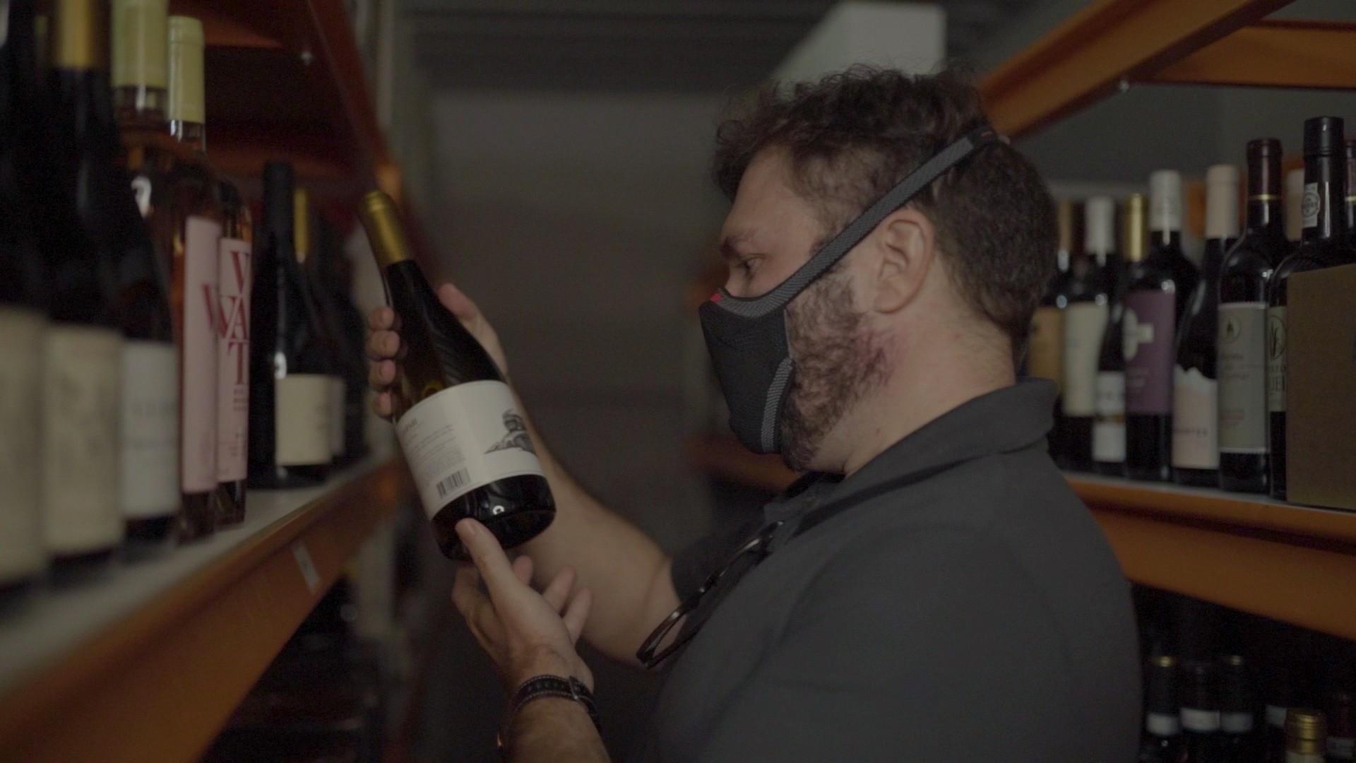 André Fonseca: o empresário do e-commerce de vinhos que aprecia o sabor e a história de cada rótulo