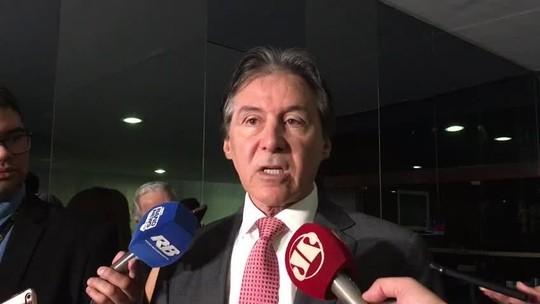 Congresso não aprovará reajuste do salário mínimo abaixo da inflação, diz Eunício