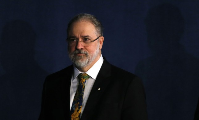 O procurador-geral Augusto Aras