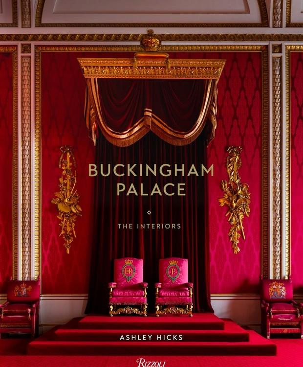"""O livro """"Buckingham Palace: The Interiors"""" mostra 21 cômodos do palácio nunca exibidos antes (Foto: Editora Rizzoli/ Reprodução)"""
