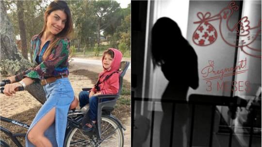 Joana Balaguer fala sobre segunda gravidez: 'Enjoando demais!'