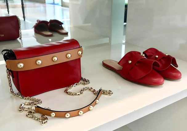 A Red Valentino é uma das marcas que estão à venda na Ammirati (Foto: Instagram/Reprodução)