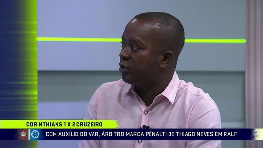 Paulo César Oliveira fala sobre as decisões da arbitragem na final