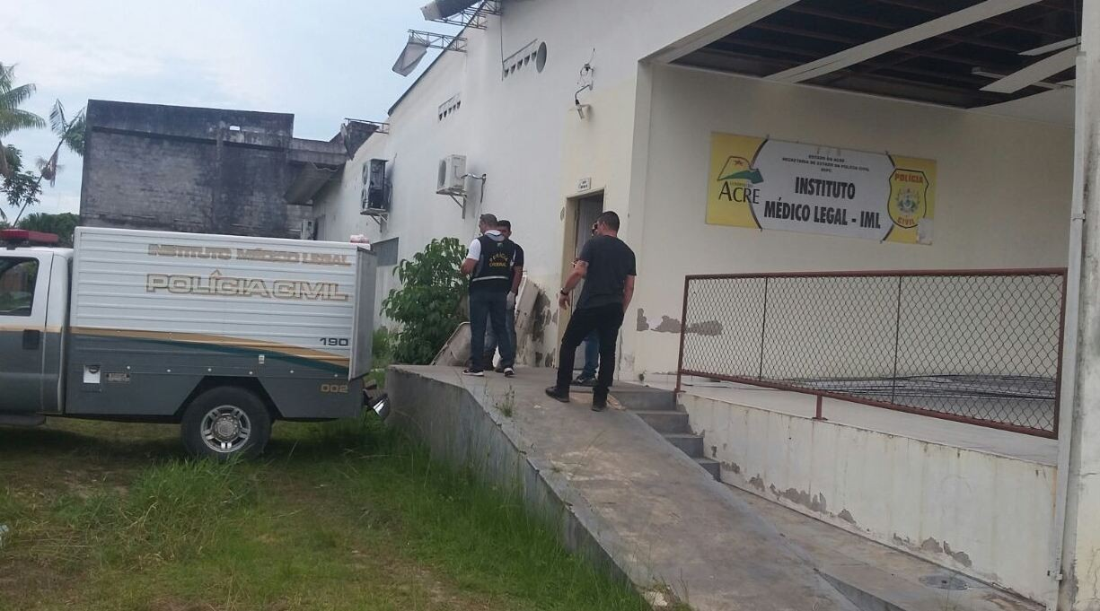 Acusados de matar jovem, queimar corpo e jogar no lixão começam a ser julgados no Acre  - Notícias - Plantão Diário