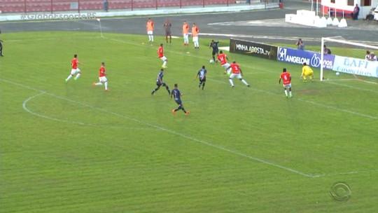 Com gols no 2ª tempo, Caxias vence o Inter de Lages na estreia da Série D: 3 a 0