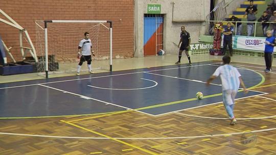 Três Corações vence Lambari e enfrenta Pouso Alegre na final da Taça EPTV de Futsal Sul de Minas