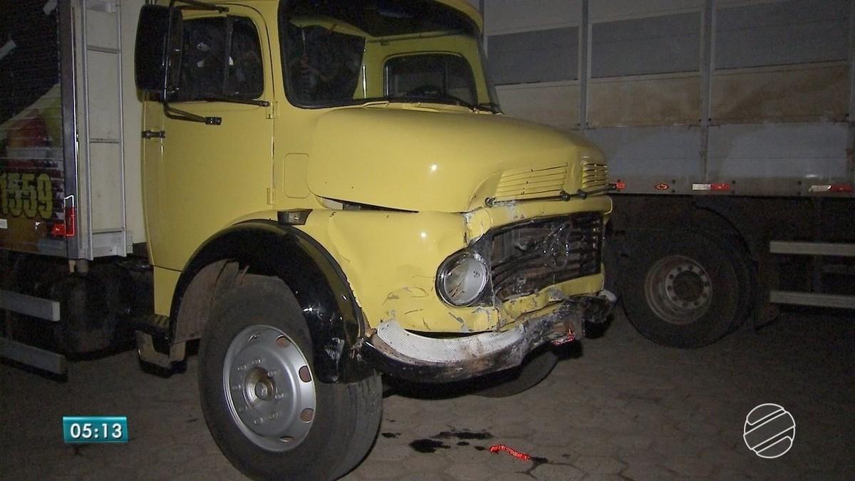 Idoso morre em MS ao sair em alta de velocidade de posto de combustíveis na BR-163