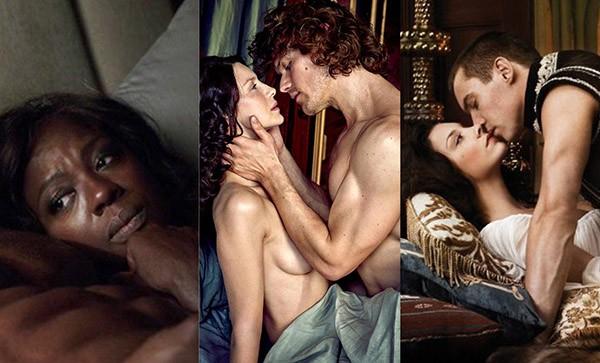 How to Get Away With Murder, Outlander, The Tudors (Foto: Divulgação)