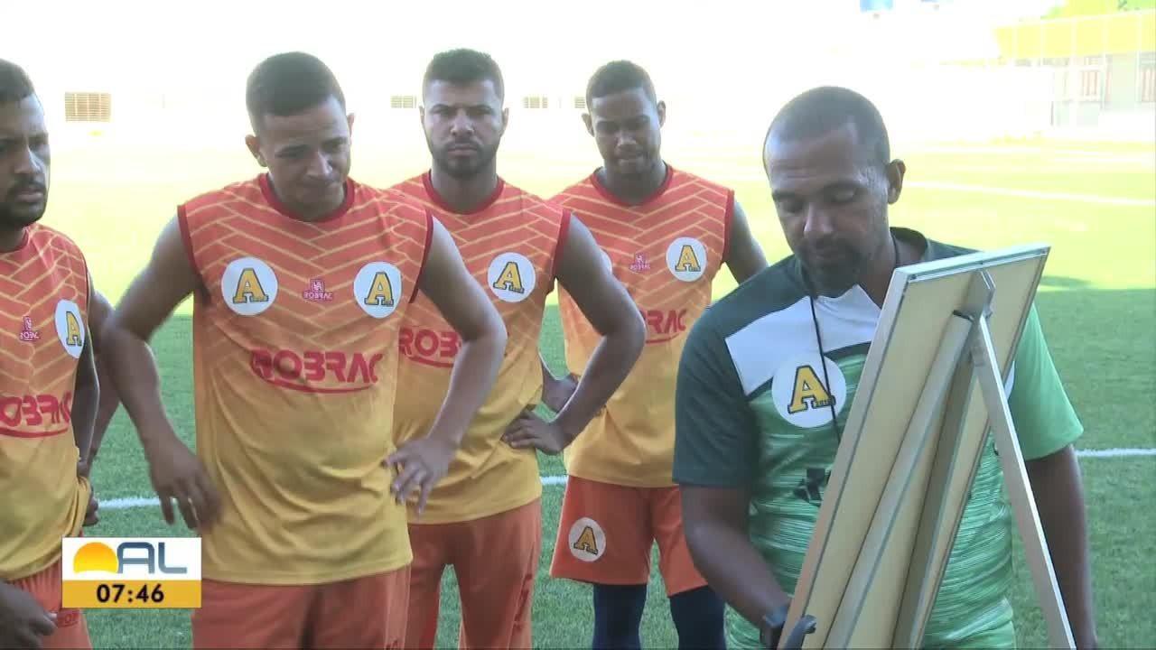 Aliança disputa pela primeira vez a Série A do Campeonato Alagoano