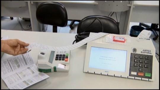 Cartório Eleitoral simula votação para testar urnas eletrônicas
