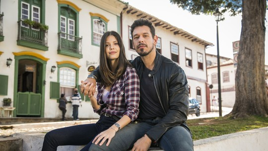João Vicente de Castro elogia parceria com Vitória Strada: 'A gente teve uma conexão muito rápida'