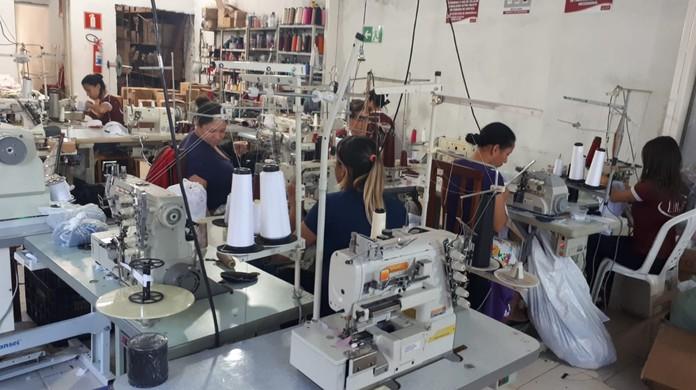 2cccc5b76 Empreendedoras de Taiobeiras se unem e lançam maior polo de fabricação de  lingeries da região