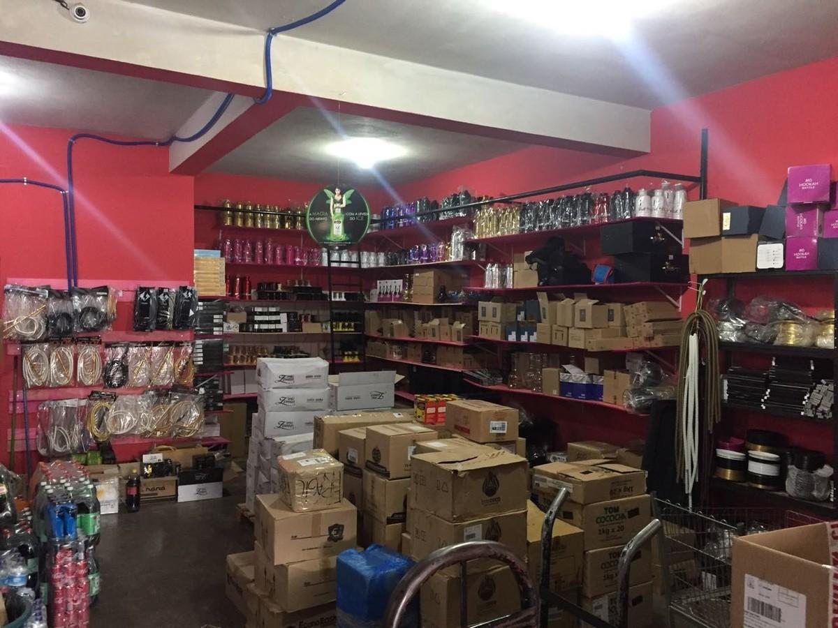 Ação apreende narguilés contrabandeados avaliados em R$ 800 mil no DF