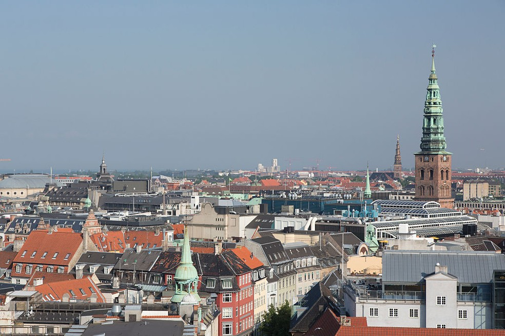 Prova seria realizada nas ruas da capital da Dinamarca (Foto: Fishman/ullstein bild via Getty Image)
