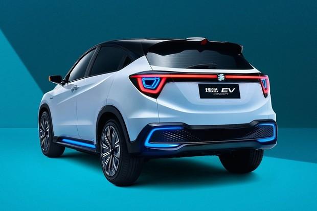 Honda-GAC Everus EV (Foto: Divulgação)